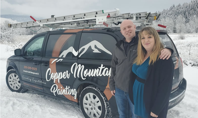 About Copper Mountain Painting