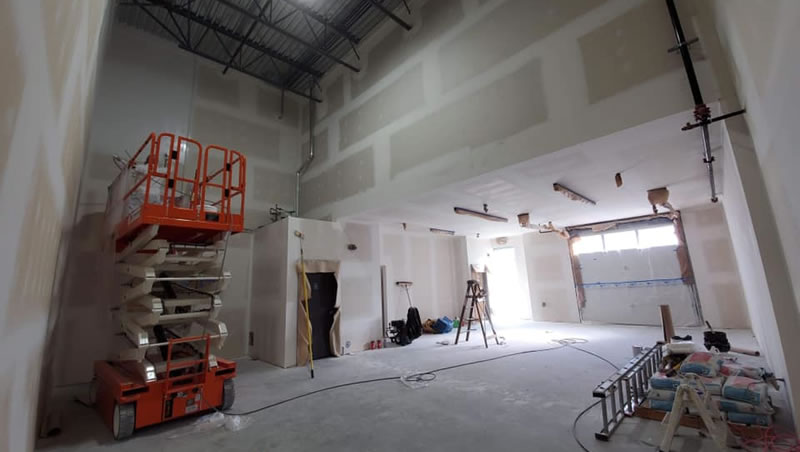 Copper Mountain Painting Specializes In New Construction Painting